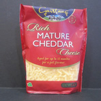 Grated Cheese Mature