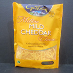 Grated Cheese Mild